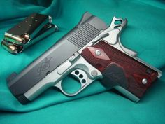 Kimber Ultra Carry II i mean who wouldn't want this