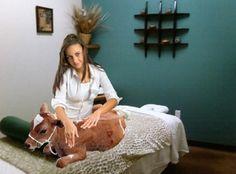 Calf massage, get it!
