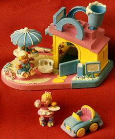 Mimi & The Goo Goos :: Action & Deluxe Playsets [ghost of the doll]