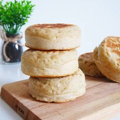CRUMPETS... - Healthy Clemsy