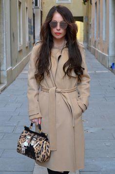 ANA ANNA www.ana-anna.com #dolcegabbana #theory #fendy #streetstyle #hair #beauty