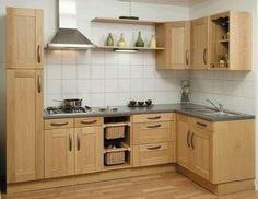 Redo current small kitchen idea