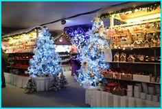 Tweedot blog magazine - white Christmas and decorations