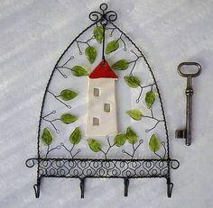 vandalka... / Domček z rozprávky Decorative Plates, Home Decor, Homemade Home Decor, Decoration Home, Interior Decorating