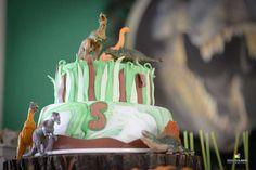 Gigantic Dinosaur Birthday Party Dinosaur birthday party Dinosaur