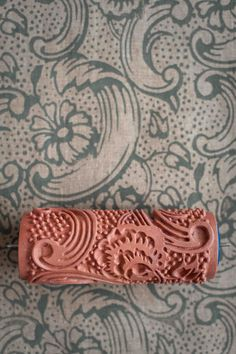 No. 7 Patterned Paint Roller from The by patternedpaintroller