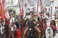 Polish Winged Hussars and szlachta [nobility] of 17th century - times of Polish-Lithuanian Commonwealth. Photos by Krzysztof Kapica taken in Rzeszów, Poland. lamus-dworski.tumblr.com