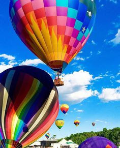 Balloon Festival, Quechee VT 2016. Photo Carly Carson
