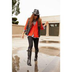 "Instagram @pslilyboutique ""Don't rain on my parade, honey. Photo  by @ibakefilm #FBF #pslilyboutique #losangeles #blogger #fashion #fashionblogger #fashionblog #style #styleblogger…"""