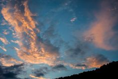 Sunset Sky, Pink Color, Clouds, Photo And Video, Blue, Outdoor, Instagram, Outdoors, Outdoor Games