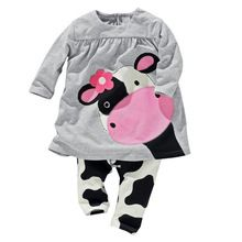 2016 winter hot sale baby girl clothes casual long-sleeved T-shirt+Pants suit Tracksuit cow suit kids clothing set     Tag a friend who would love this!     FREE Shipping Worldwide     #BabyandMother #BabyClothing #BabyCare #BabyAccessories    Buy one here---> http://www.alikidsstore.com/products/2016-winter-hot-sale-baby-girl-clothes-casual-long-sleeved-t-shirtpants-suit-tracksuit-cow-suit-kids-clothing-set/