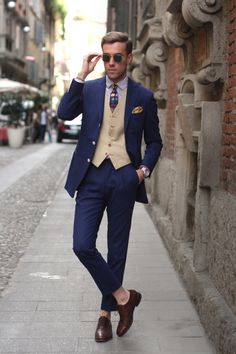 Men in Suits I recently bought my new pair of... | MenStyle1- Men's Style Blog