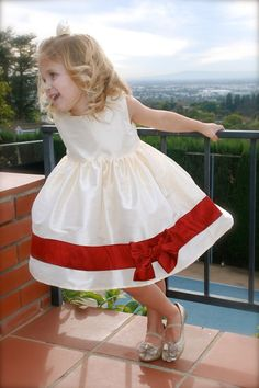 girls dress, cute kids clothes, special occasion dress for girls