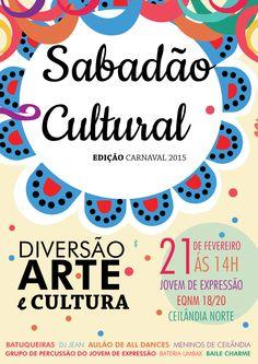 Sabadão Cultural | Jovem de Expressão