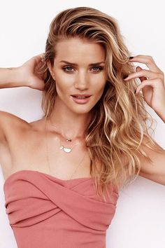 Image result for rosie huntington-whiteley hair
