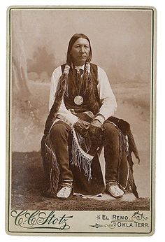 Cloud Chief - Heévâhetaneo'o (Southern Cheyenne) Nation