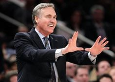 Mike D'Antoni takes over as head coach of the Los Angeles Lakers.