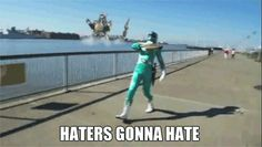 17 Weird-Ass Power Ranger GIFs to Get You Excited for the New Movie from GifGuide