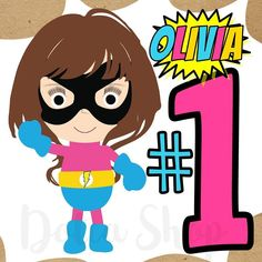 www.dotcashop.ca  I just started 2D drawing with Adobe Illustrator. Here is my Brunette Super Girl . #superherogirl  #birthdaysuperhero  #supergirlparty  #supergirlparty  #superbirthday  #superbirthdayparty  #dotcamom