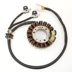 ElectroSport ESG429 Replacement Stator For 1990-96 Suzuki DR350