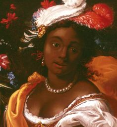 Fieravino Francesco Il Maltese  Allegory of Music  Italy (c. 1670s)  Oil on Canvas, 78 x 112 cm.  The Image of the Black in Western Art Research Project and Photo Archive, W.E.B. Du Bois Institute for African and African American Research, Harvard University