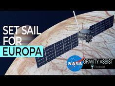 NASA's Europa Clipper mission will give us the most detailed look yet at Jupiter's extraordinary moon Europa. Jupiter's Moon Europa, Jupiter Moons, Martial Arts Workout, Set Sail, Solar System, Nasa, Sailing, Space, Remote