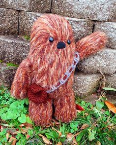 Chewbacca What a Wookie Crochet Pattern - Inner Child Crochet