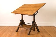 Hamilton Drafting Table - Homestead Seattle