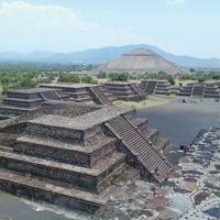 Pirámides de Teotihuacán - San Juan Teotihuacán, MOR, México