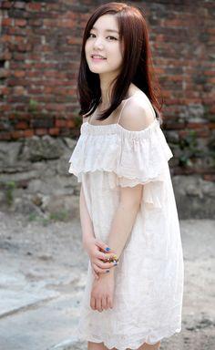 Lee Yoo Bi// hair colour yesssss