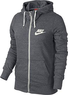 the latest 2cef0 ee405  545665-010  NIKE WMNS NIKE GYM VINTAGE FULL-ZIP APPAREL HOODY NIKEBLACK  Review
