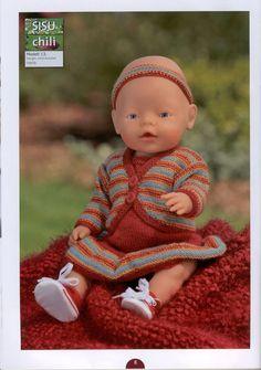 Die 73 Besten Bilder Von Puppen Baby Born Clothes Baby Doll