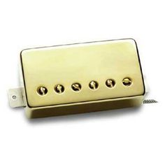 Seymour Duncan SH-2 Jazz Model Neck Pickup Gold Designed for a variety of genres including jazz country funk blues and heavy rock. The SH-2 Jazz Neck pickup boasts clear articulate tone from legendary manufacturer Seymour Duncan. This pickup comes  http://www.MightGet.com/january-2017-11/seymour-duncan-sh-2-jazz-model-neck-pickup-gold.asp