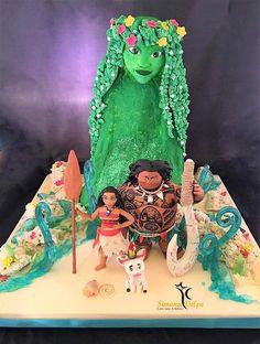 Moana Cake by Simona Volpe