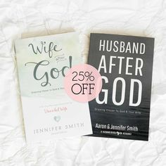 Husband And Wife After God Devotional Bundle - Unveiled Wife Online Book Store  - 1
