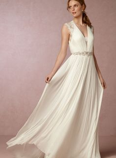 long dresses vintage wedding