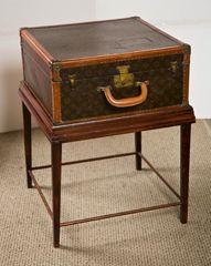 Louis Vuitton Suitcase Table