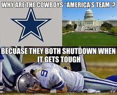 Why Are The #Cowboys America's Team?  #HTTR