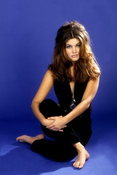 Was Tiffani amber thiessen toes