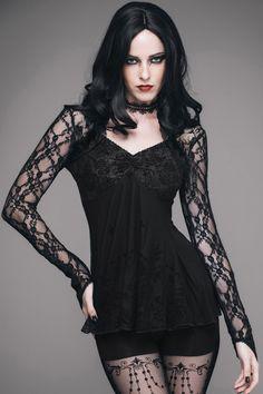 Nouveau produit : Top noir en dentelle broderies et decoration dans le dos elegant gothique romantique Vous aimez ? / New product do you like ? Prix: 59.90 #new #nouveau #japanattitude #tops #gothique #gothic #elegant #aristocrat #top #chemisier #tshirt #goth #noir #femme #haut #dentelle #rose #broderie #tissus #romantique #mitaine #fleur #devil #fashion #tt051 #blouse #t-shirt #black #woman #lace #pink #embroidery #fabrics #romantic #mitten #flower