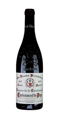 Absolutley benchmark Chateauneuf, with an encyclopedia of flavours, power and elegance perfectly poised. Burgundy Red Wine, Best Champagne, Chateauneuf Du Pape, Wine Label Design, French Wine, Fine Wine, Wine Cellar, Wines, Alcoholic Drinks