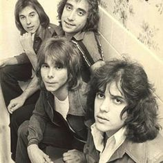 Rabbitt, L-R: Neil Cloud, Duncan Faure, Ronnie Robot and Trevor Rabin. West Africa, South Africa, I Am An African, Rock Hairstyles, Yes Band, Bay City Rollers, My Childhood Memories, African History, The Past
