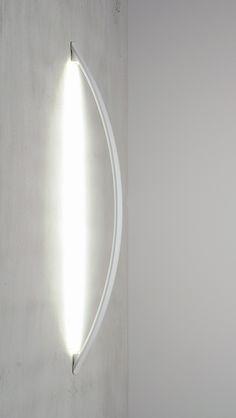 Acquista on-line Surfin' By millelumen, lampada da parete / lampada da soffitto design Dieter K. Weis, Collezione millelumen surfin'