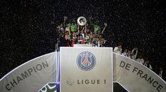 champion de FRANCE 2014