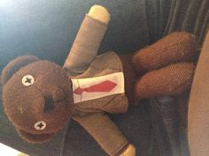 Lost on 12/08/2014 @ Perth Australia . Lost in the city somewhere between the Bell Tower and Victoria Avenue, Bean (Mr Beans Teddy) is my little girls best friend and she is mortified that she has lost it, Visit: https://whiteboomerang.com/lostteddy/msg/kl48vp (Posted by Karen on 12/08/2014)