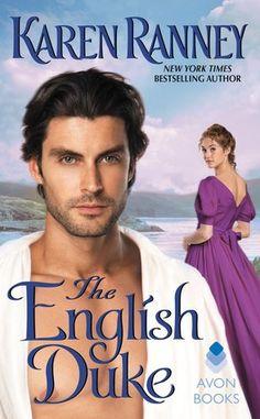 The English Duke (Duke Trilogy #2)  by Karen Ranney