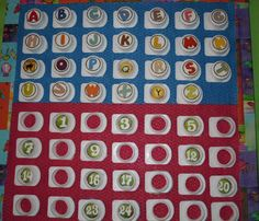 juego tapones leche File Folder, Classroom Management, Montessori, Album, Teaching, Math, Holiday Decor, Crafts, School