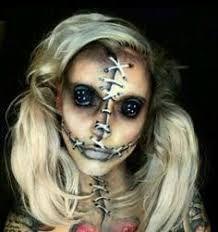 Bildergebnis für horror harlekin make up