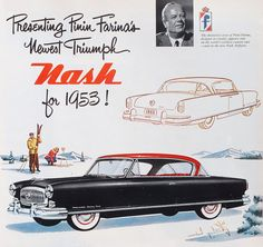 The New Nash Airflyte by paul.malon, via Flickr