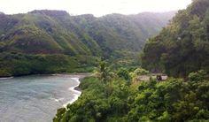 Road to Hana, Maui Island, Hawaii #Hawaii, #Maui, #tourist, #attractions